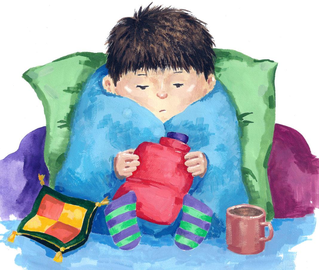 15 lucruri de făcut în răceală sau gripă