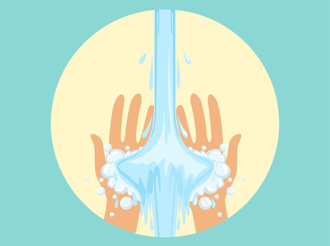 Spălatul pe mâini: un gest mărunt cu impact uriaș