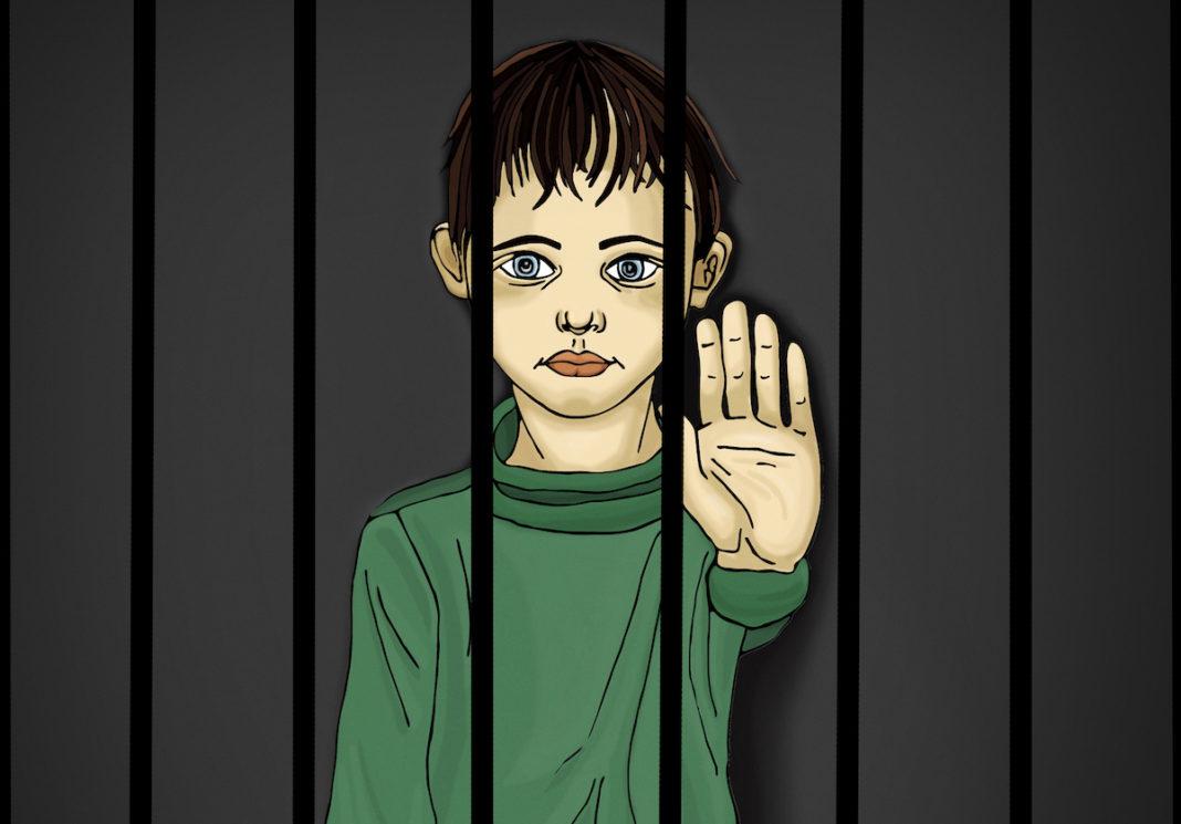 închisoare pentru copii