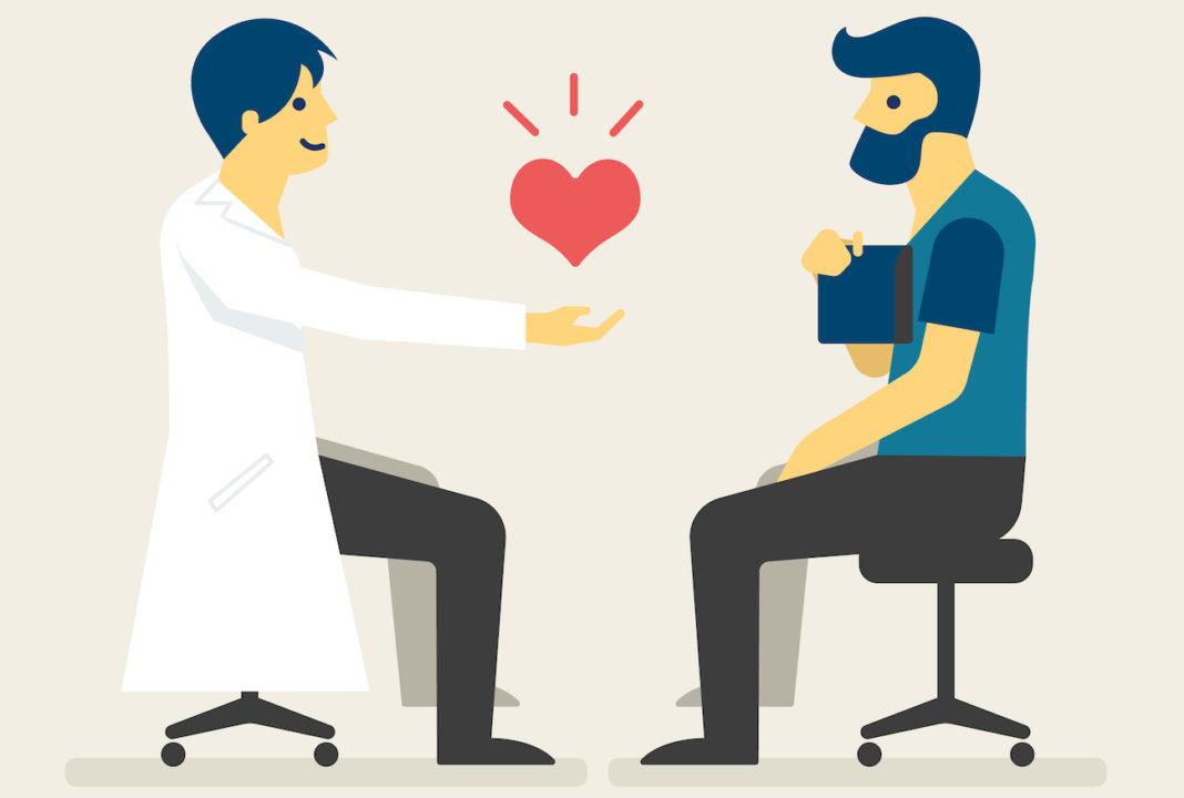 Relația medic - pacient e cel mai frumos lucru din medicină.