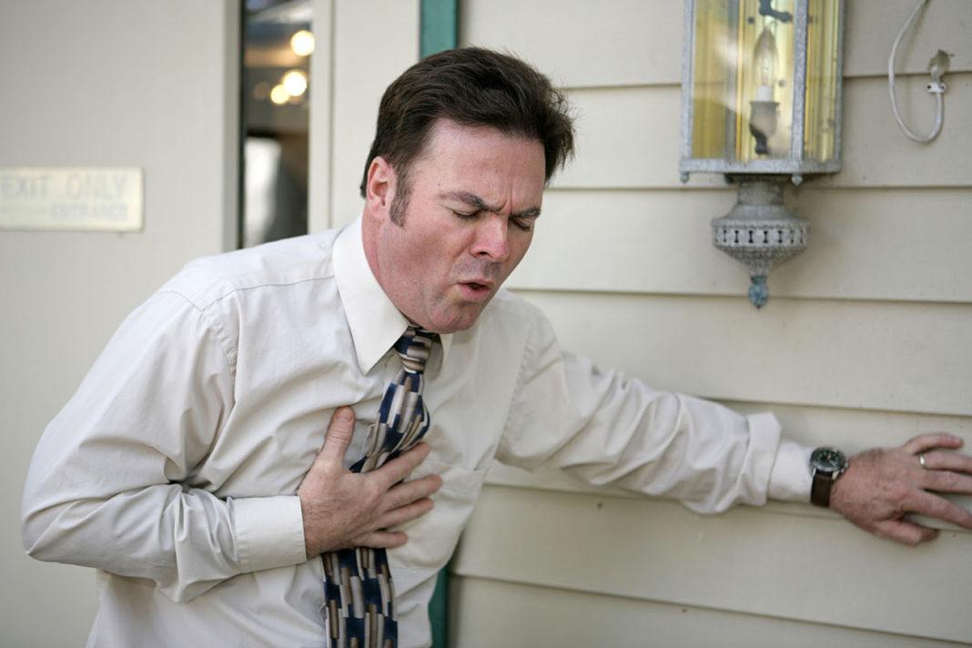 Tusea și infarctul